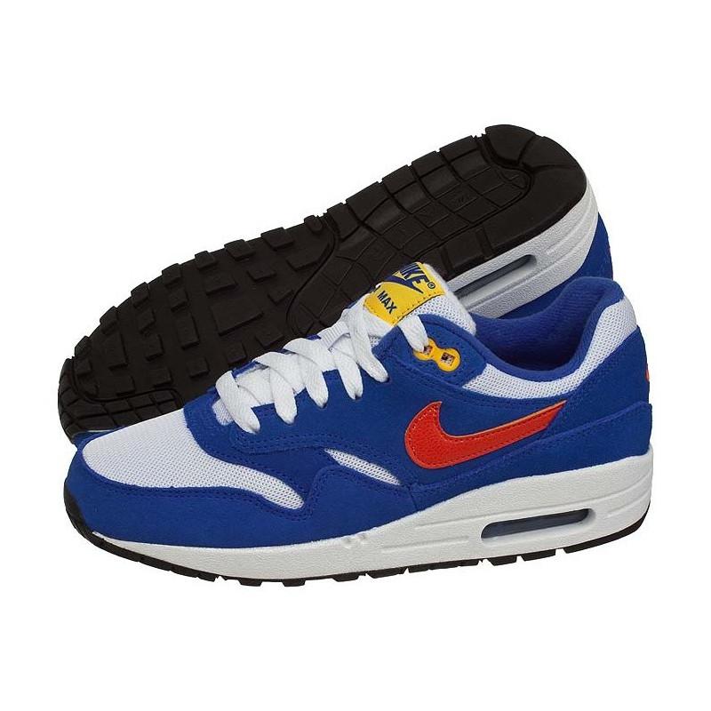 Nike Air Max 1 (GS) 555766-108 (NI441-g) bateliai
