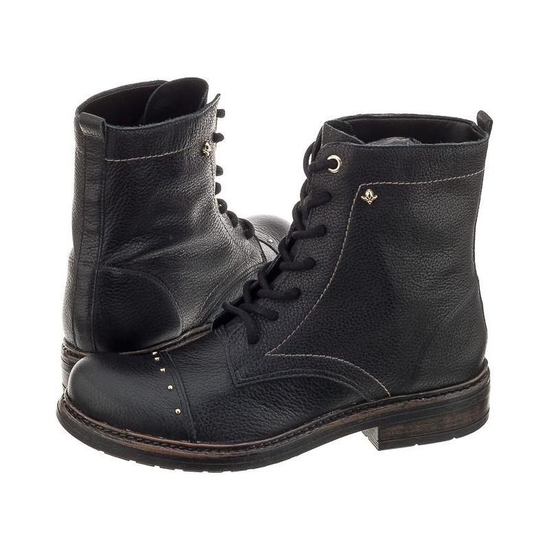 Cravo Canela Czarne 138405-5 (CC28-a) batai