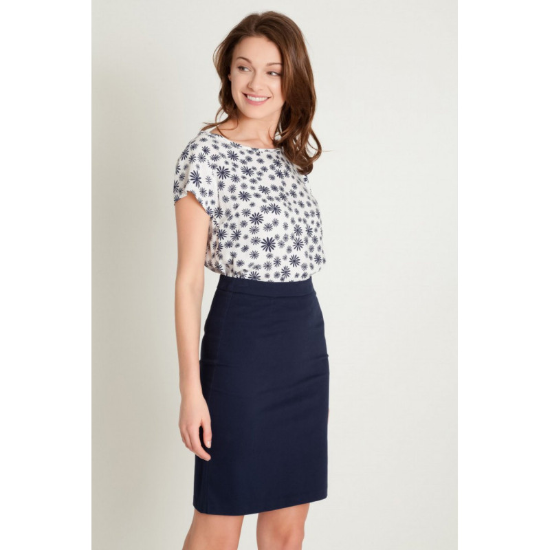 Skirt model 82736 Greenpoint sijonas