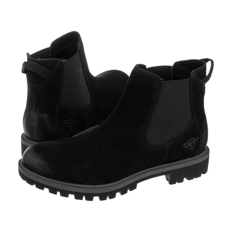 Tamaris Czarne 1-25401-29 007 Black Uni (TM103-a) batai
