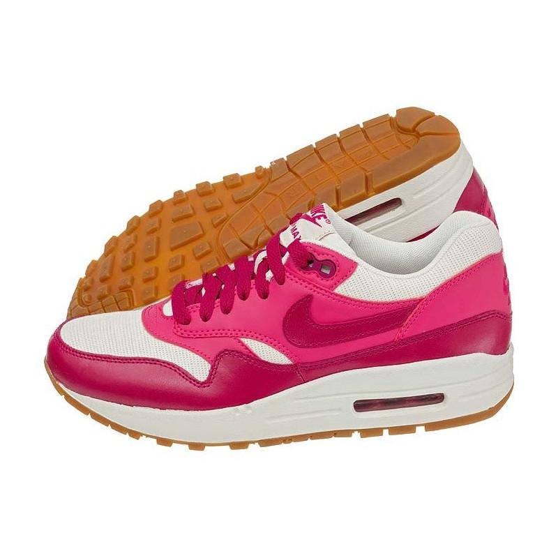 Nike WMNS Air Max 1 VNTG 555284-104 (NI442-b) bateliai