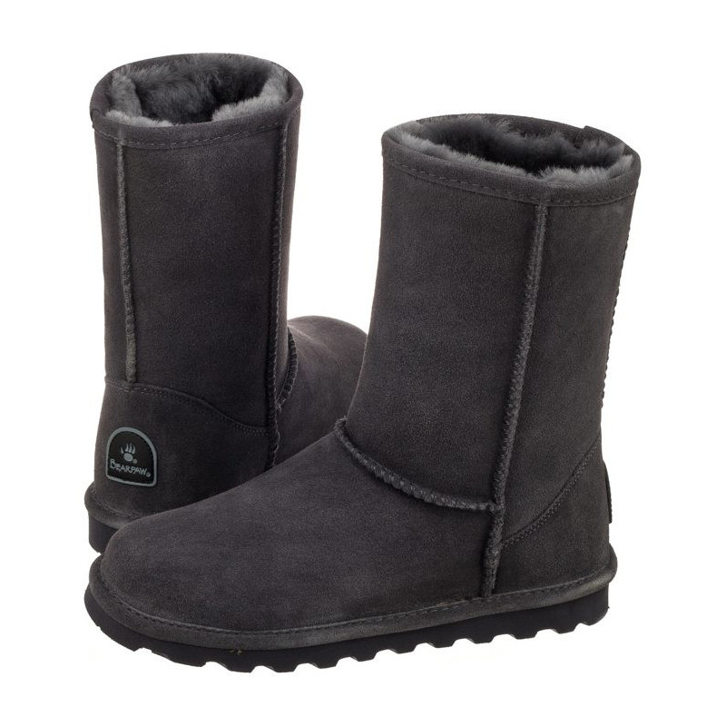 Bearpaw Elle Short Charcoal 1962W (BE1-a) batai
