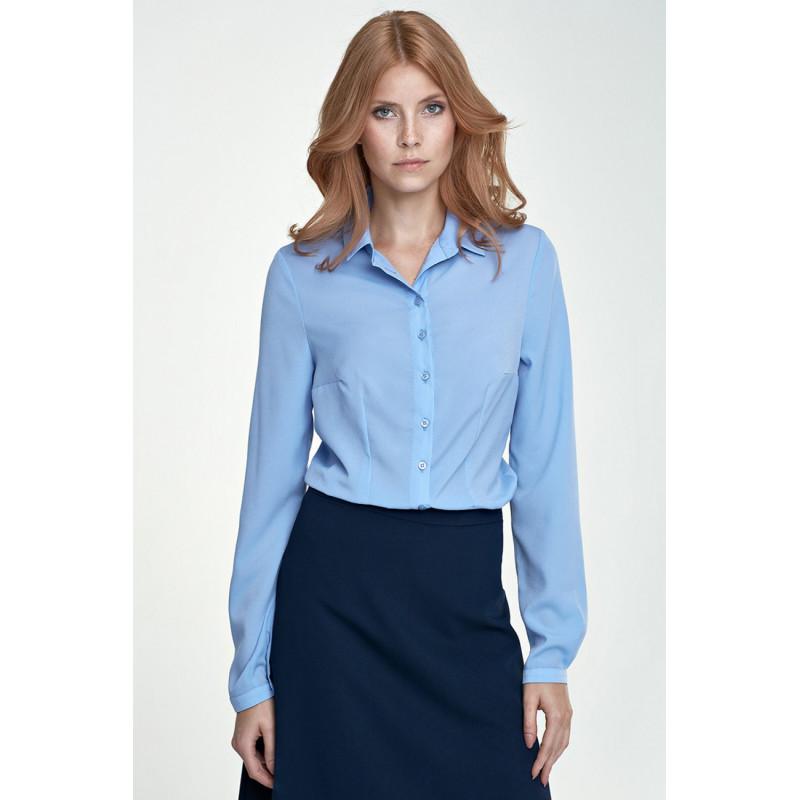Long sleeve shirt model 66227 Nife marškiniai