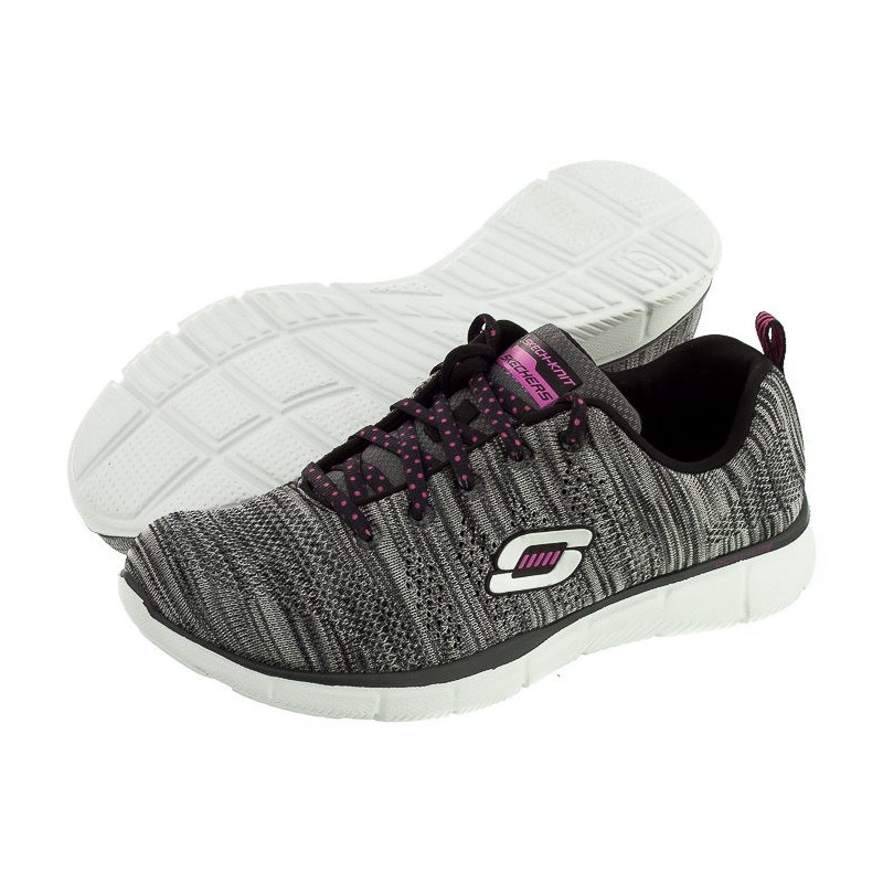 Skechers First Rate 12033/BKW (SK28-a) bateliai