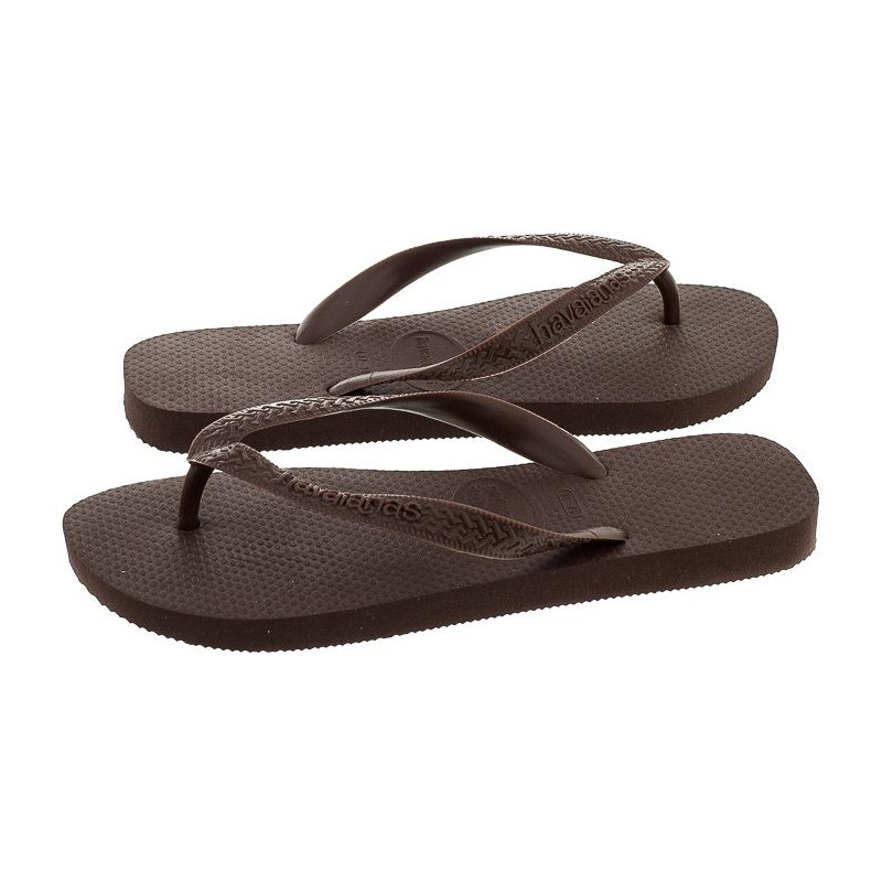 Havaianas Top Dark Brown 4000029-0727 (HI13-g) šlepetės