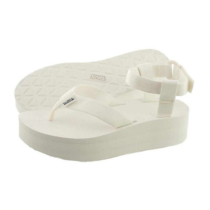 Teva W Flatform Sandal 1008843-BRWH (TA6-d) sandalai