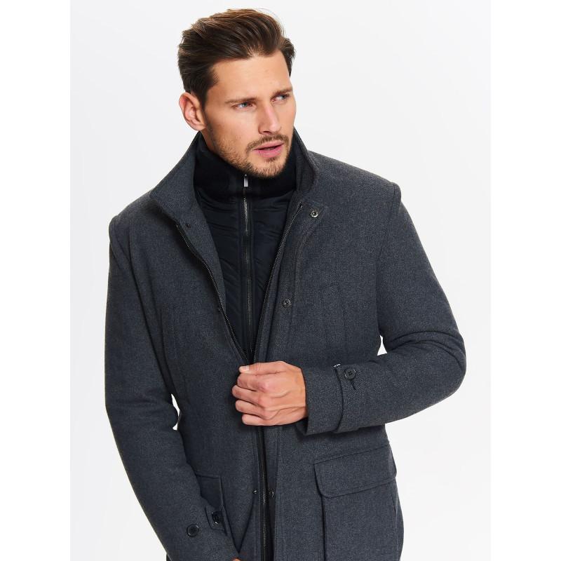 MEN'S COAT TOP SECRET paltas
