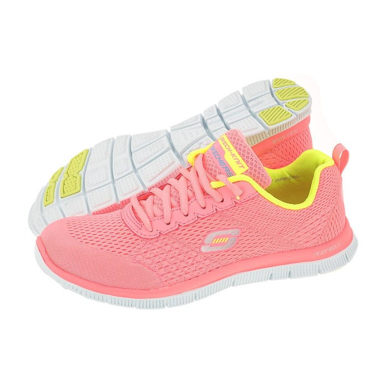 Skechers Flex Appeal Obvious Choice 12058/PKYL (SK31-b) bateliai