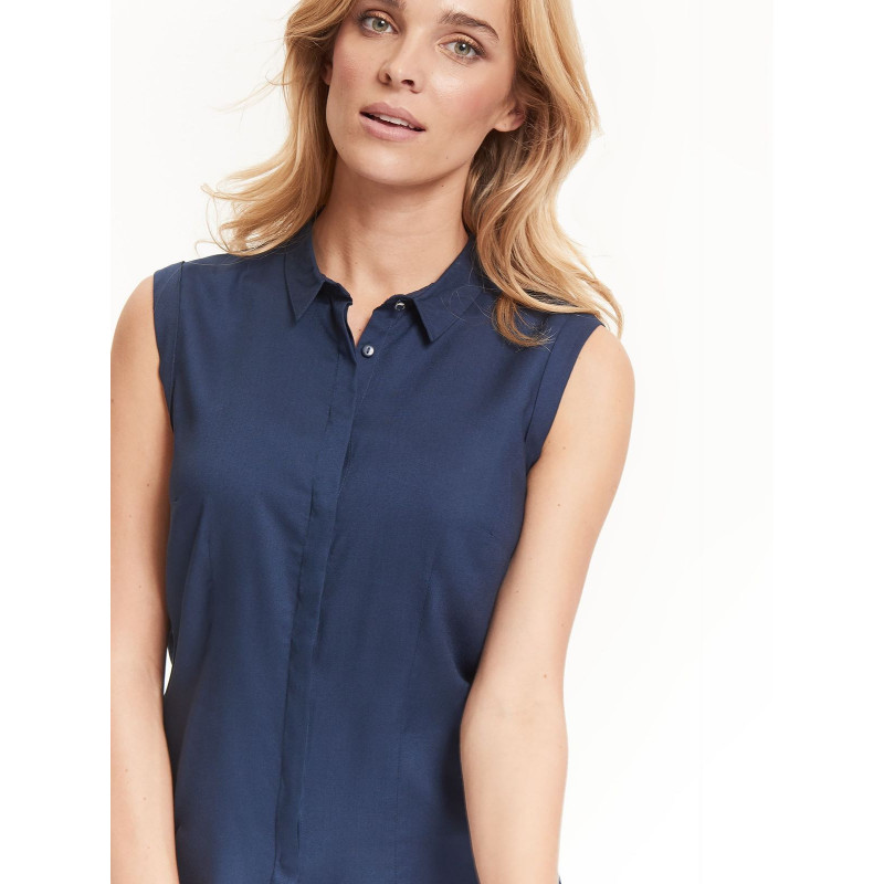 LADY'S SHIRT SHORT SLEEVE TOP SECRET marškiniai
