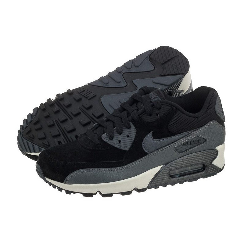 Nike Air Max 90 LTHR 768887-001 (NI653-a) bateliai