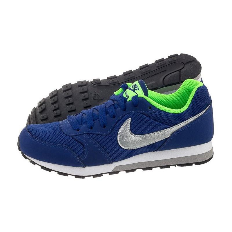 Nike MD Runner 2 (GS) 807316-400 (NI657-a) bateliai
