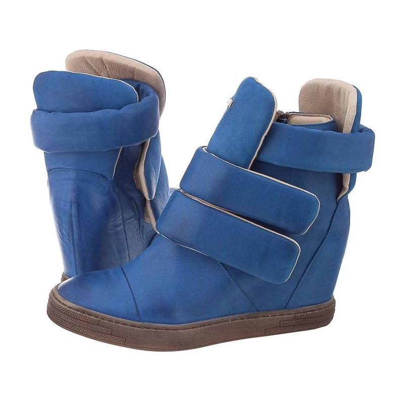 Carinii Niebieskie B3493 (CI111-c) batai