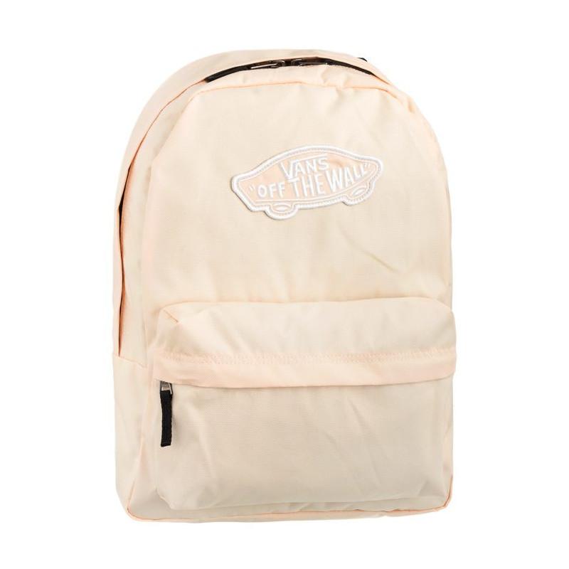 Vans Realm Classic Backpack Bleached Apricot VA3UI6YDU (VA238-b) kuprinės