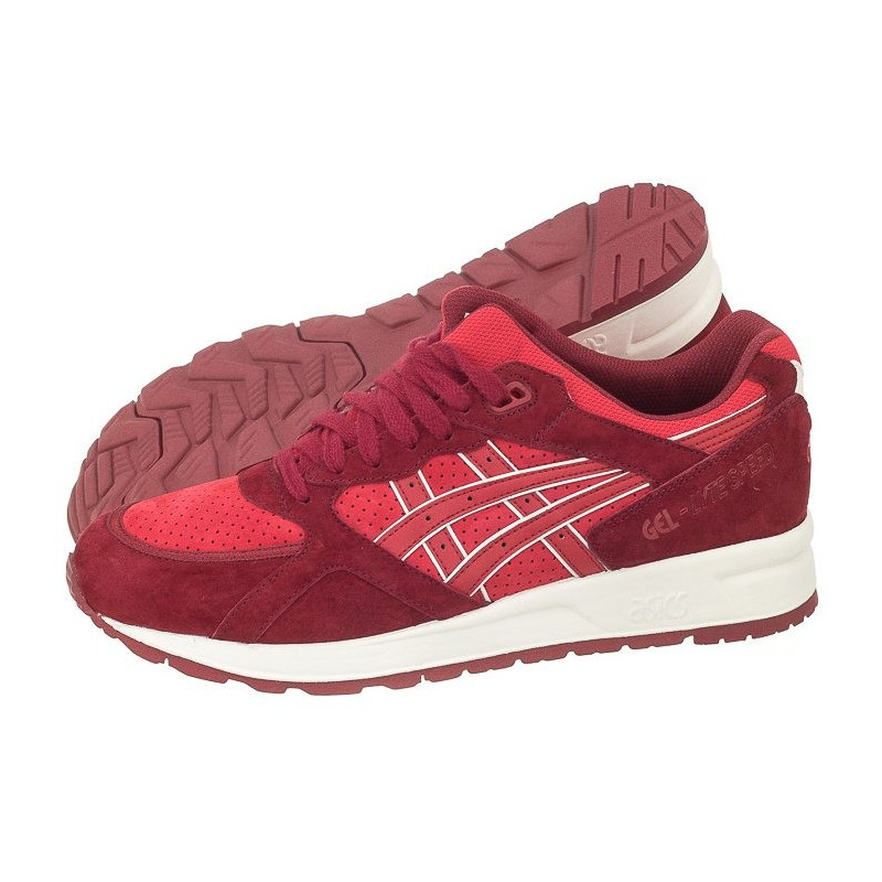 Asics Gel Lyte Speed H5S2L 2523 Burgundy/Red (AS43-a) bateliai