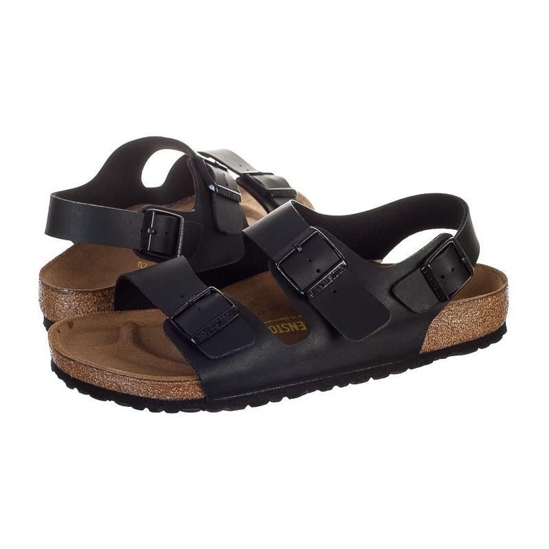 Birkenstock Milano 034791 Czarne (BK9-c) sandalai