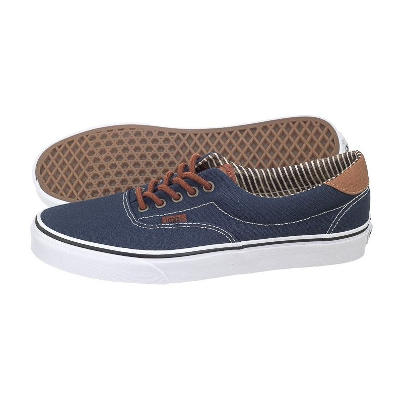 Vans Era 59 (CL) Dress Blues/Stripe Denim VN0003S4IA5 (VA93-a) bateliai