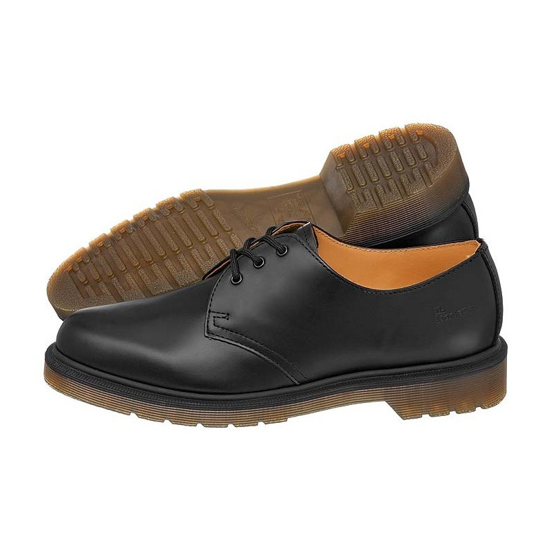 Dr. Martens 1461 PW Black Smooth 10078001 (DR10-a) batai