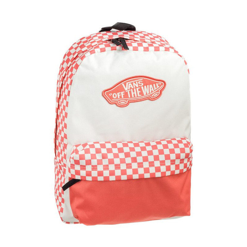 Vans Realm Backpack Spiced Coral V00NZ0P39 (VA195-a) kuprinės