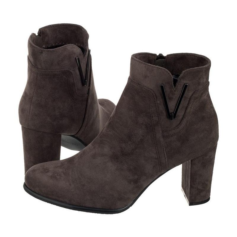 Sergio Leone Brązowe BT546 (SL238-b) batai