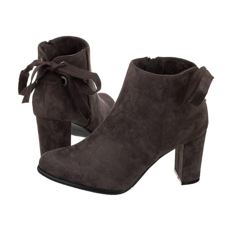 Sergio Leone Brązowe BT545 (SL240-a) batai