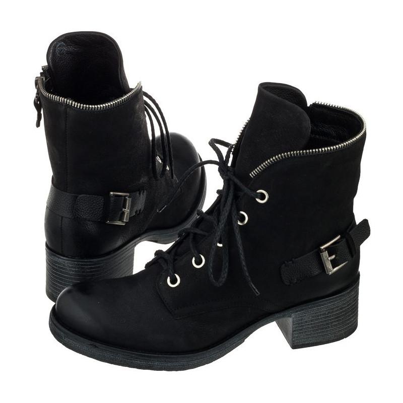 Maciejka Czarne 03750-01/00-3 (MA405-a) batai