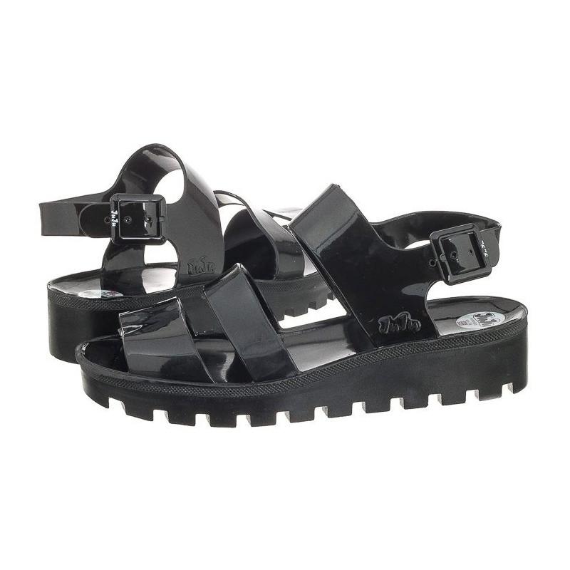 JuJu Czarne Poppy Black (JU8-b) sandalai