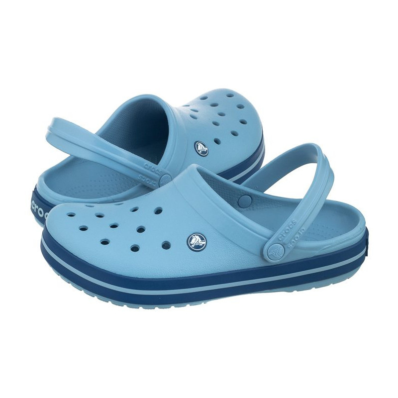 Crocs Crocband Chambray Blue 11016-4HY (CR109-d) avalynė