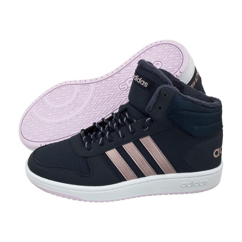 Adidas Hoops Mid 2.0 K B75741 (AD805-a) bateliai