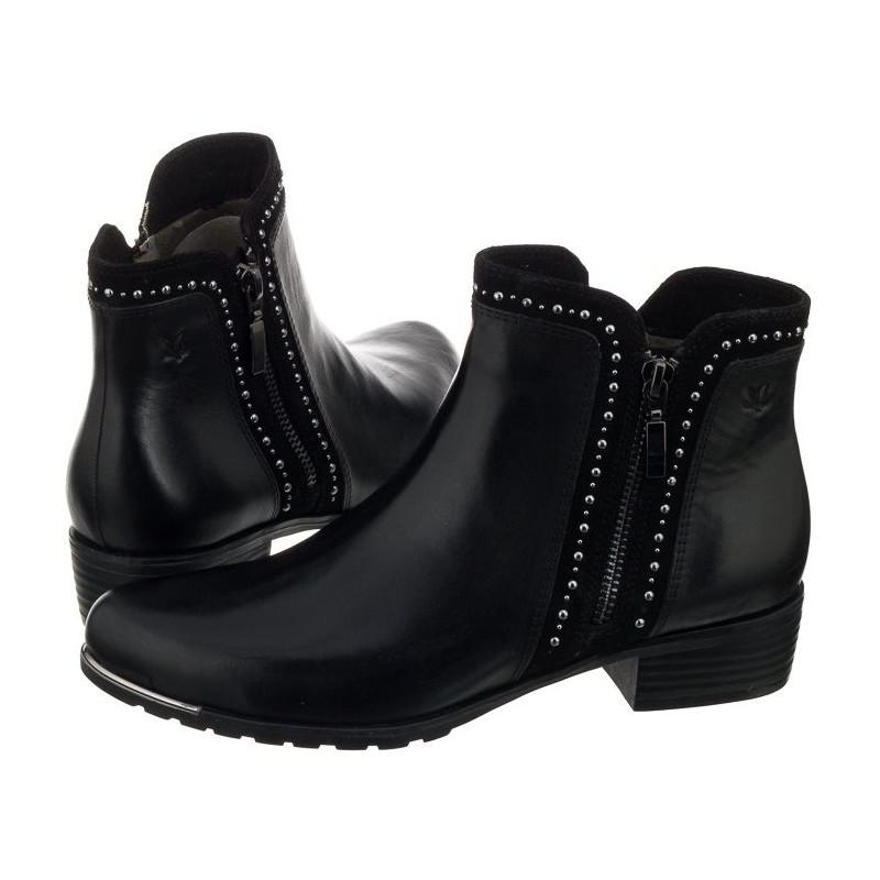 Caprice Czarne 9-25311-21 019 Black Comb (CP135-a) batai