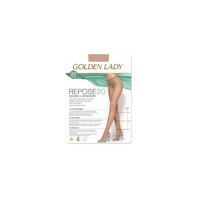 Golden Lady pėdkelnės