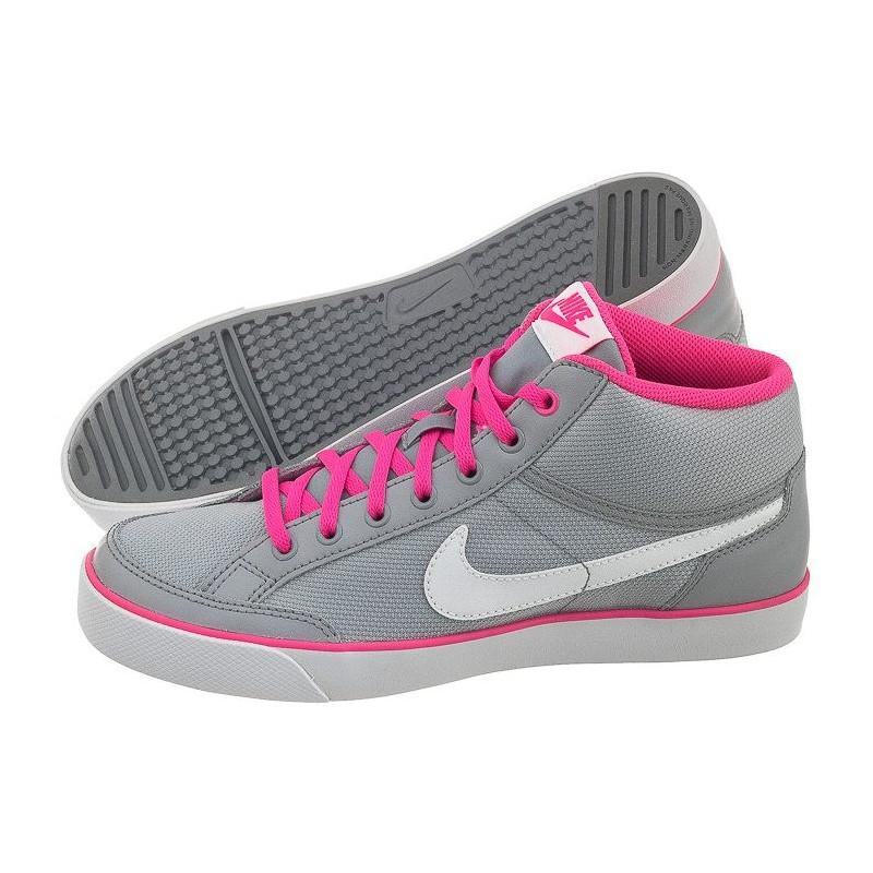 Nike Capri 3 MID TXT GS 580435-006 (NI683-a) bateliai