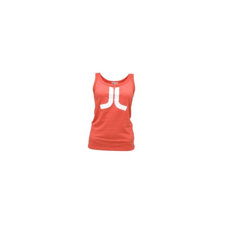 WeSC Icon Singlet Vest -  Red marškinėliai