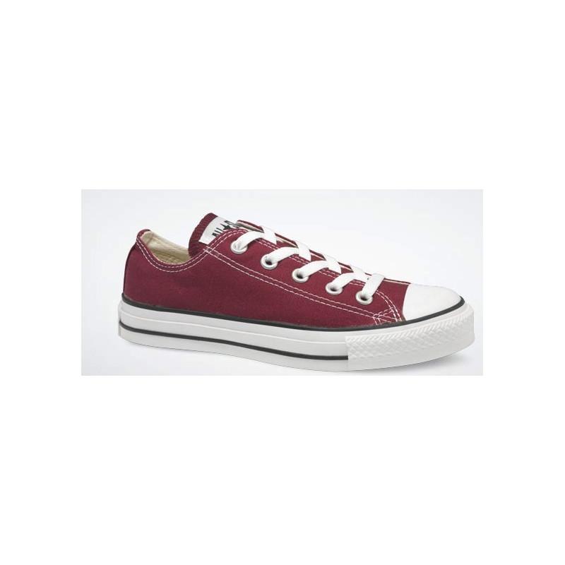 Converse All Star Ox Shoes - Maroon bateliai