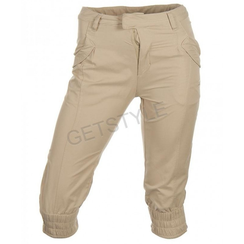 ERKE W.3/4 CASUAL PANTS šortai