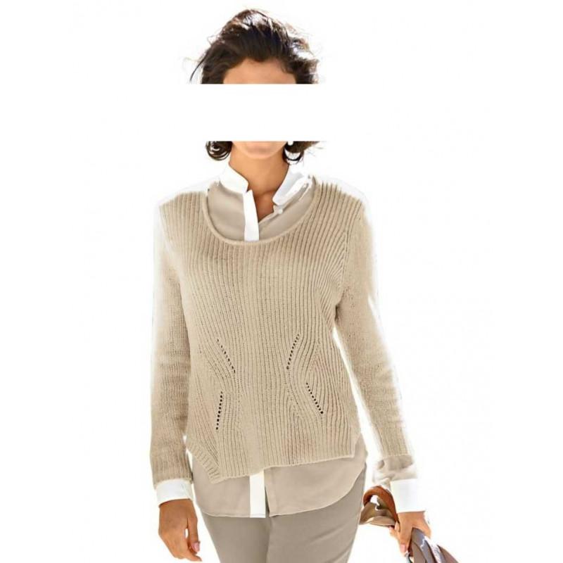 ALBA MODA megztinis