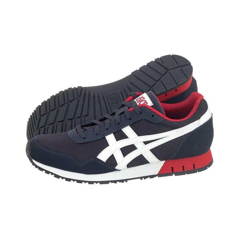 Asics Curreo HN537 5001 India Ink/White (AS51-a) bateliai
