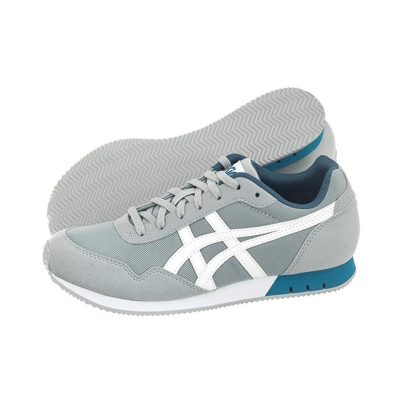 Asics Curreo GS C6B3N 1301 Light Grey/White (AS49-a) bateliai