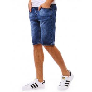 Šortai (Spodenki jeansowe męskie niebieskie SX0807 - Drabuziai rubai internetu