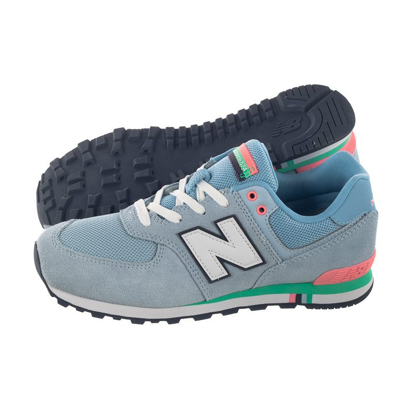 New Balance GC574NKS Błękitne (NB330-a) bateliai
