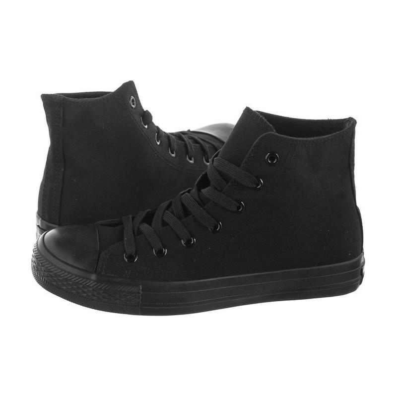 New Age Czarne 082 All Black (NA88-a) bateliai