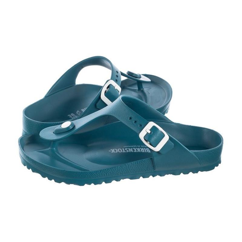 4acaf8155d7 Birkenstock Gizeh EVA Turquoise 1013098 (BK39-n) šlepetės