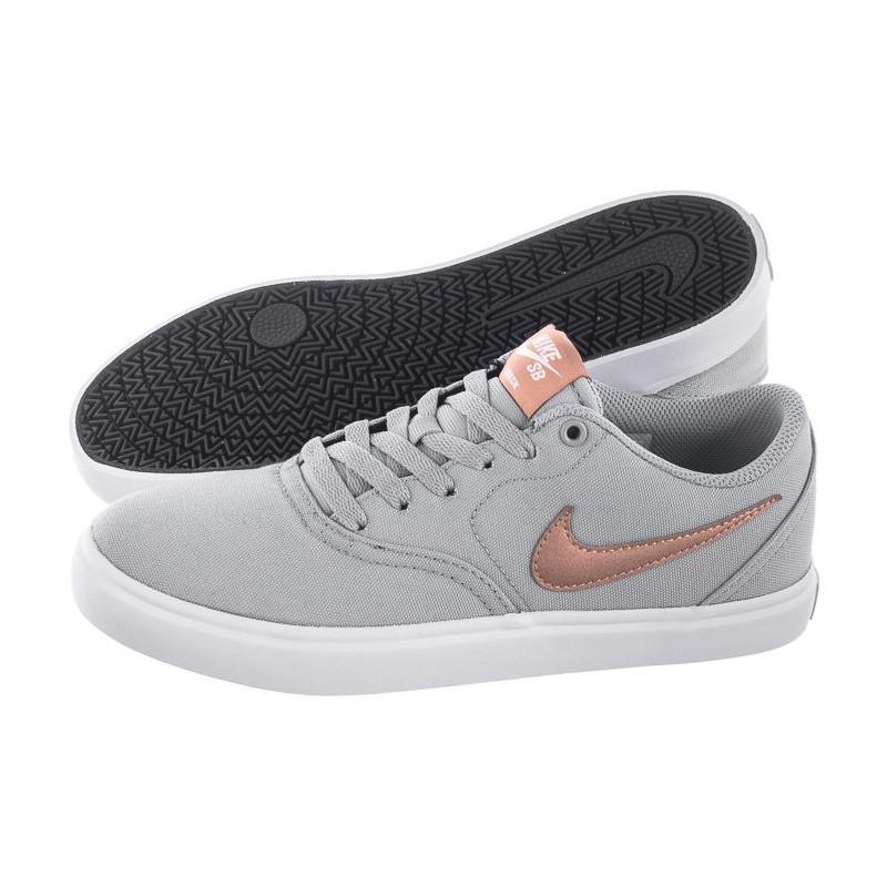 Nike WMNS SB Check Solar Cnvs 921463-006 (NI859-a) bateliai