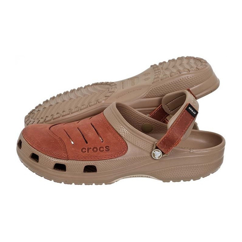 Crocs Yukon Khaki Brown 10123 (CR1-c) avalynė