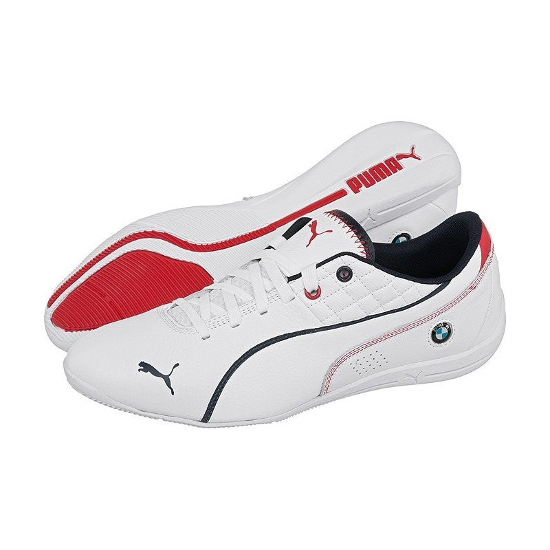 Puma BMW MS Drift Cat 6 Leather 305257-02 (PU283-b) bateliai