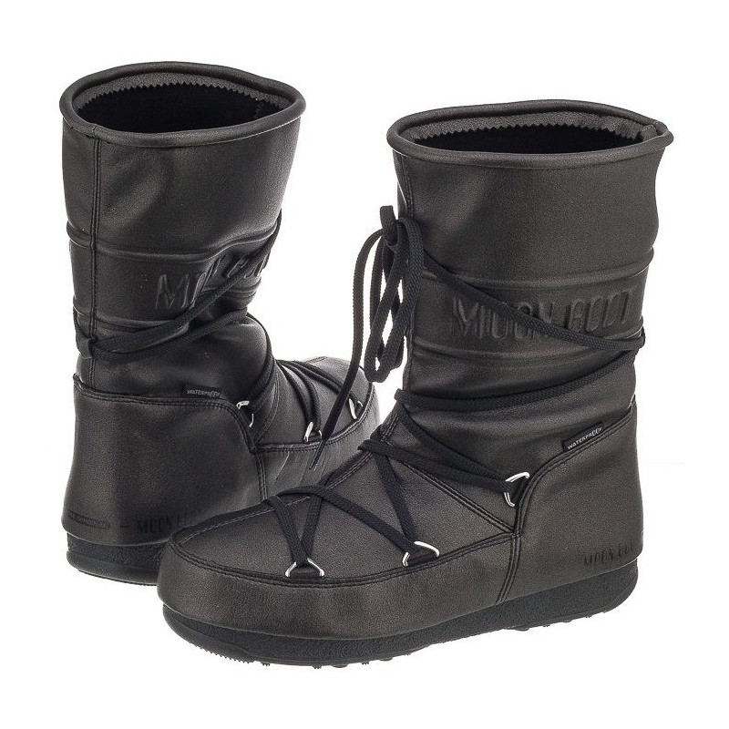 Moon Boot W.E. Caviar LT Anthracite 24004300001 (MB16-a) bateliai