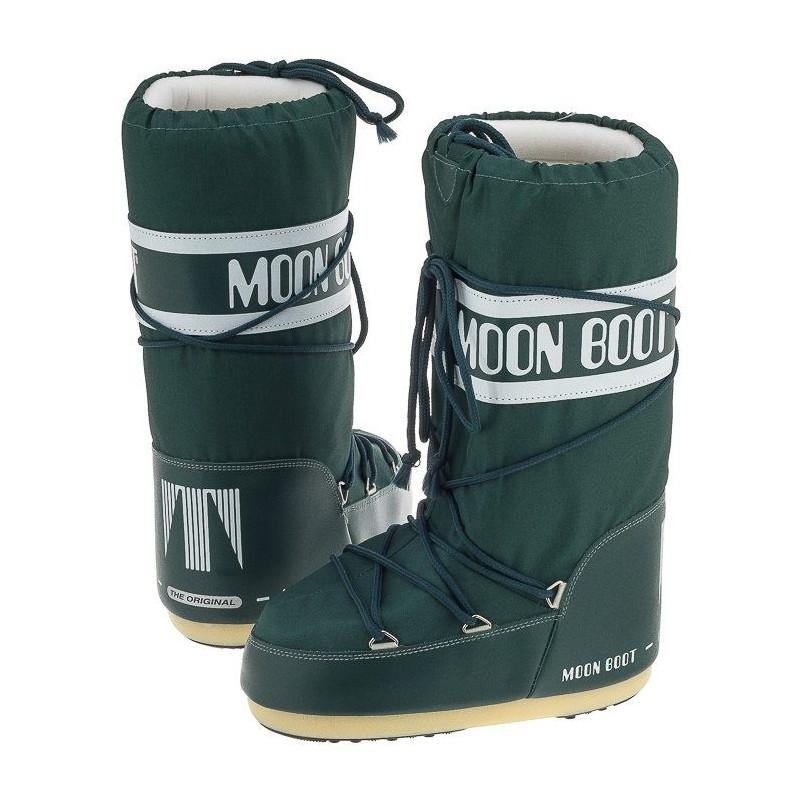 Moon Boot Nylon Petrole 14004400073 (MB2-o) bateliai