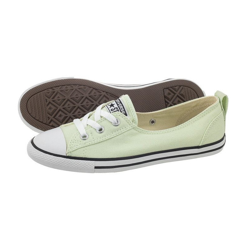 Converse CT All Star Ballet Lace Slip 551504C (CO236-a) bateliai