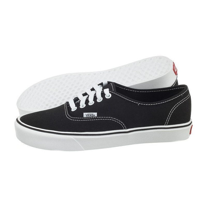 Vans Authentic Lite + (Canvas) Black/White V4OQ187 (VA129-a) bateliai