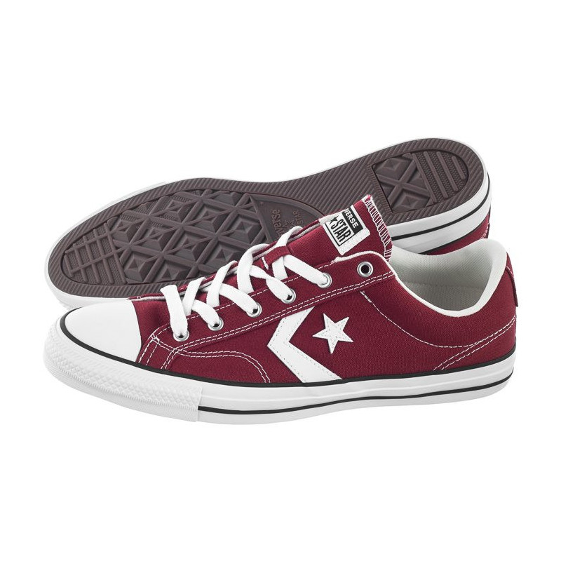 Converse Star Player OX Back Alley Brick/White 165461C (CO393-a) bateliai
