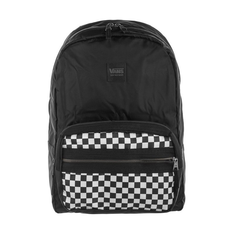 Vans Distinction II Backpack Black/White VN0A3PBL56M1 (VA264-a) kuprinės